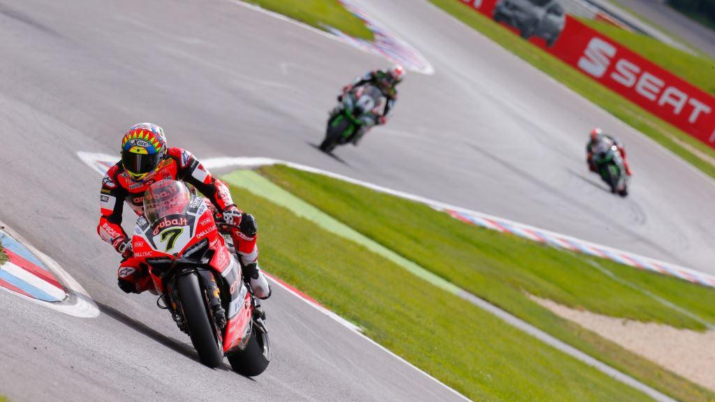 Ducati Pilotu Davies'ten Çifte Zafer! 3. İçerik Fotoğrafı