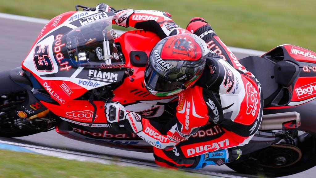 Ducati Pilotu Davies'ten Çifte Zafer! 4. İçerik Fotoğrafı