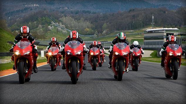 Ducati Temalı Eğlence Parkı 1. İçerik Fotoğrafı