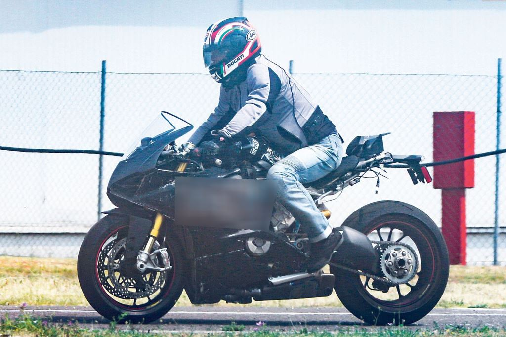 Ducati V4 Superbike Projesi! 1. İçerik Fotoğrafı