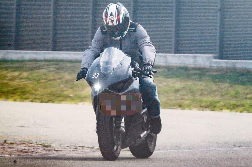 Ducati V4 Superbike Projesi! 4. İçerik Fotoğrafı