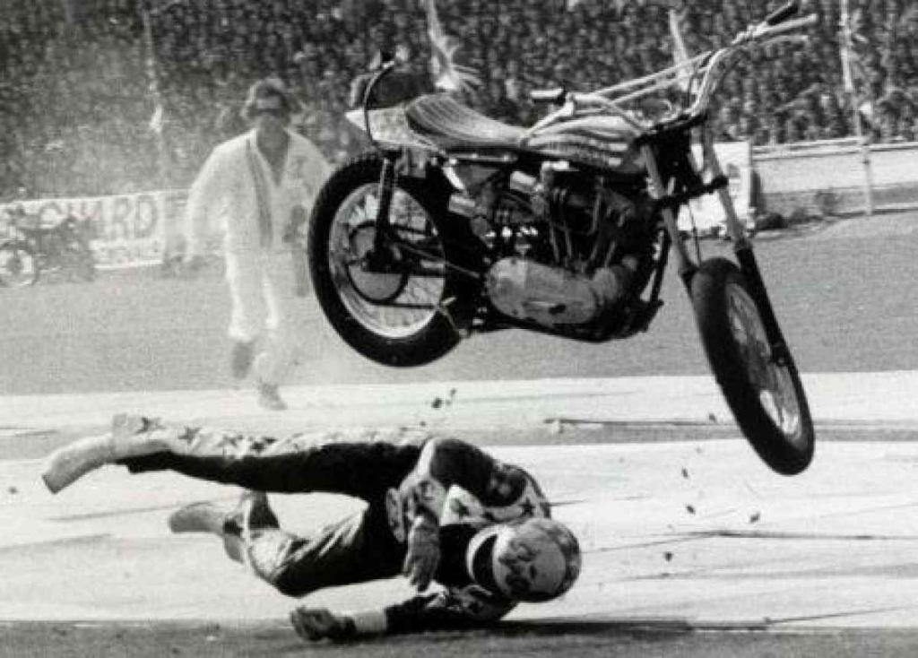 Efsane Motosiklet Şeytanı Lakaplı Evel Knievel'in Rekor Denemesi Tekrarlanıyor! 1. İçerik Fotoğrafı