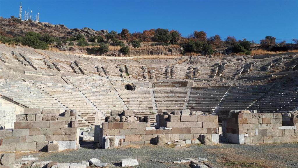 Ege  - Akdeniz Gezimin İlk Durağı Bodrum  10. İçerik Fotoğrafı