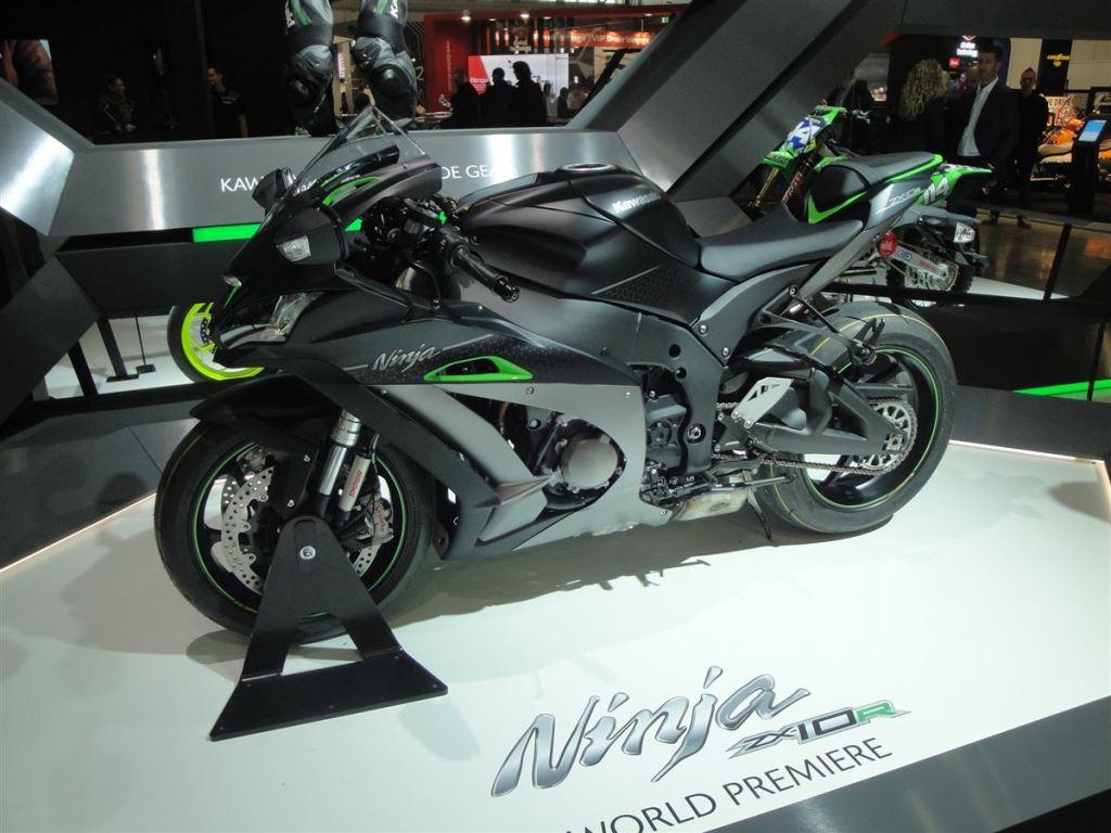 EICMA 2017'den Yeni Modeller 56. İçerik Fotoğrafı