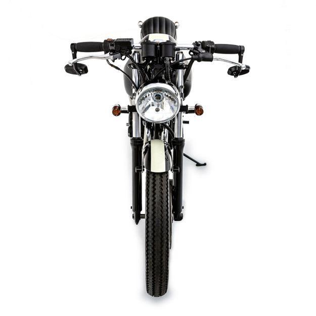 Ellaspede Yapımı Custom Honda GB250 4. İçerik Fotoğrafı