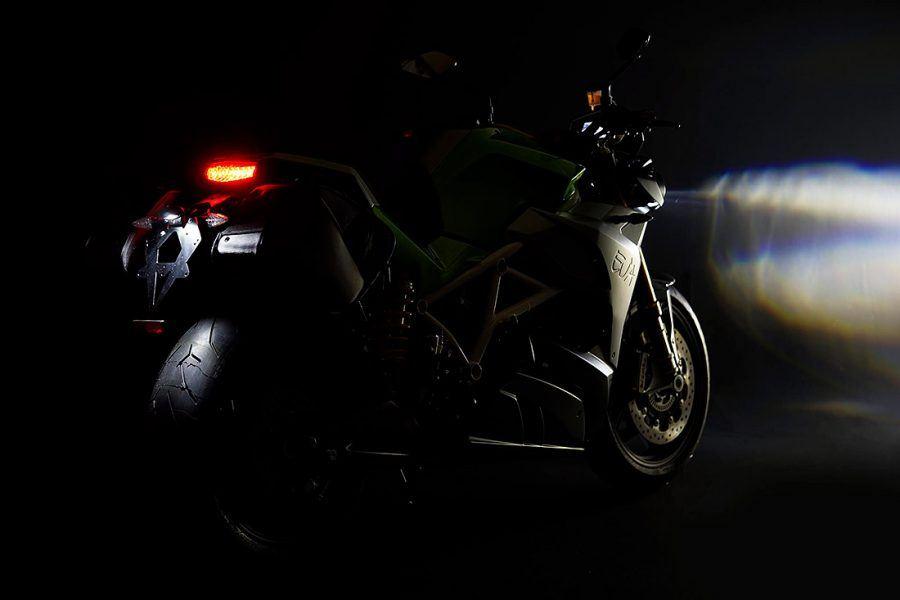 Energica Motor'dan Yeni Elektrikli Motosiklet Konsepti! 1. İçerik Fotoğrafı