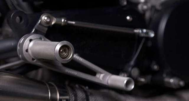 Espresso Racer'dan Yamaha XV750 2. İçerik Fotoğrafı