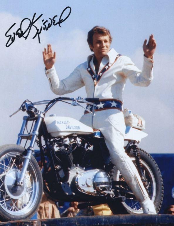 Evel Knievel'ın Hayatı 1. İçerik Fotoğrafı