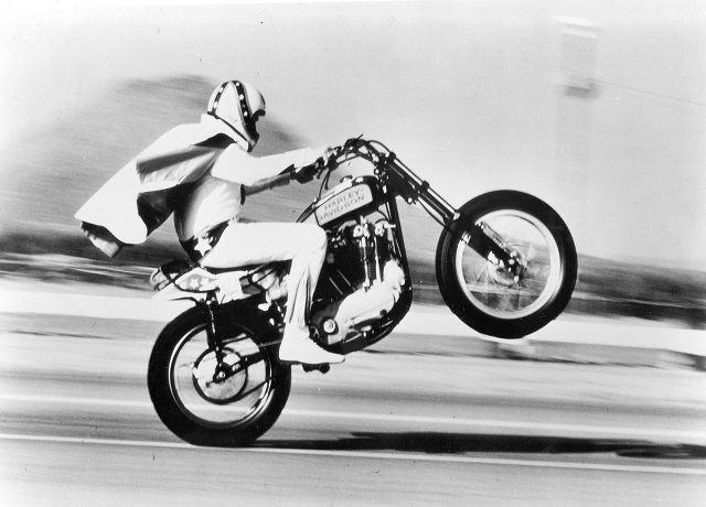 Evel Knievel'ın Hayatı 2. İçerik Fotoğrafı