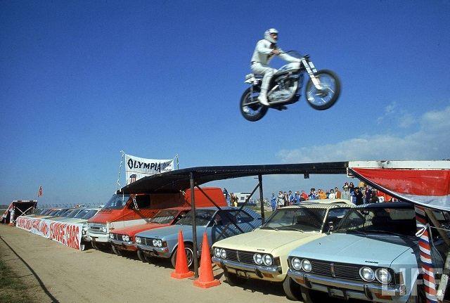 Evel Knievel'ın Hayatı 3. İçerik Fotoğrafı
