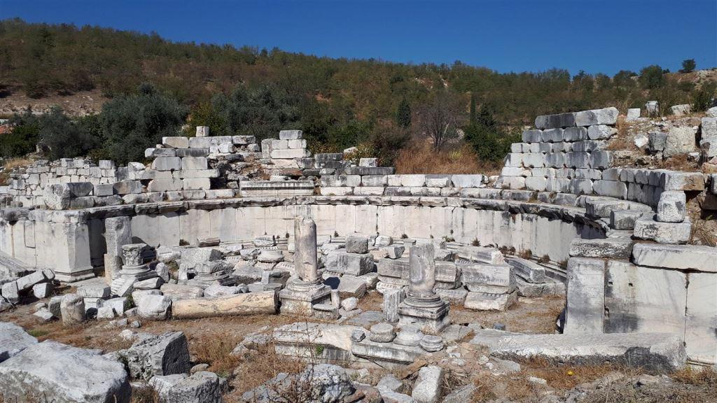 Fethiye'ye Kadar Kısa Mesafedeki Uzun Yolculuğum 2. İçerik Fotoğrafı