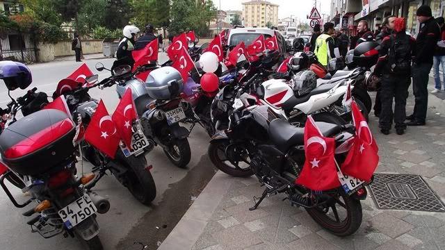 Gebze Motosiklet Kulübü Hızla Büyümeye Devam Ediyor 3. İçerik Fotoğrafı