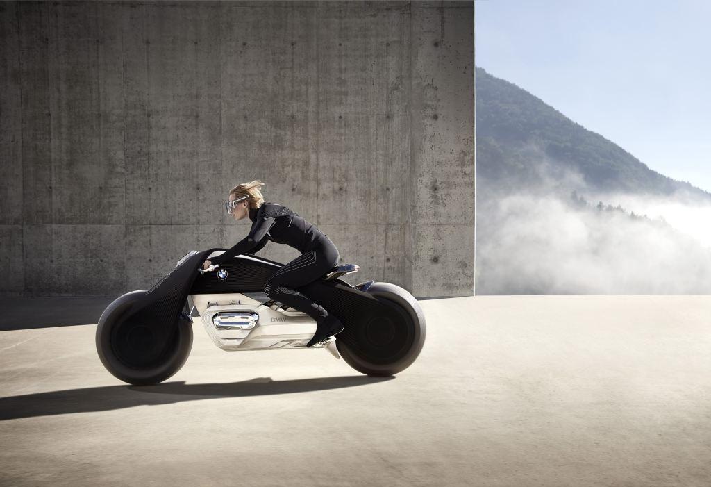 Geleceğe Bir Bakış: BMW Motorrad Vision Next 100   1. İçerik Fotoğrafı