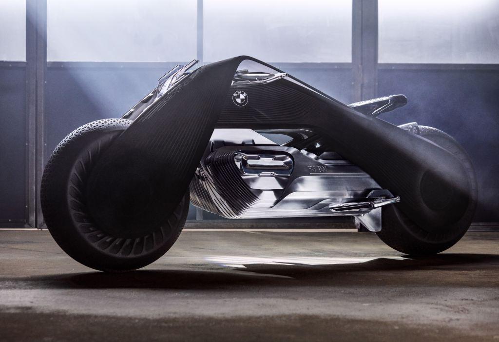 Geleceğe Bir Bakış: BMW Motorrad Vision Next 100   2. İçerik Fotoğrafı