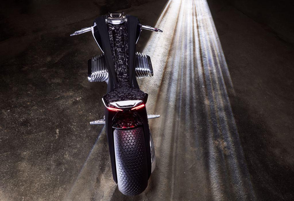 Geleceğe Bir Bakış: BMW Motorrad Vision Next 100   5. İçerik Fotoğrafı