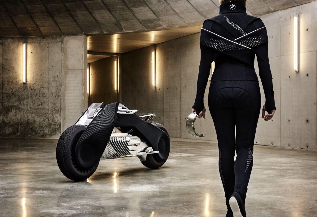 Geleceğe Bir Bakış: BMW Motorrad Vision Next 100   7. İçerik Fotoğrafı