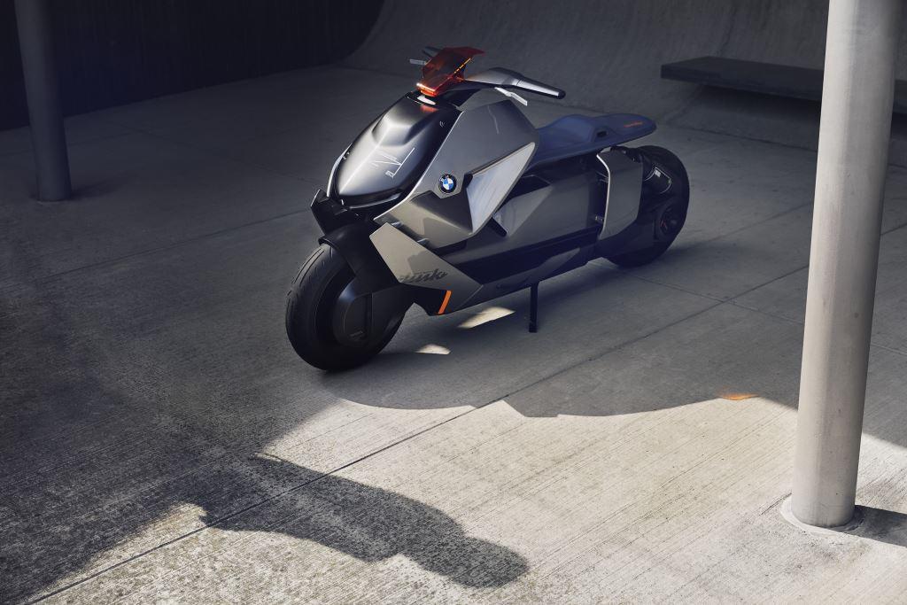 Gelecekten Gelen BMW Motorrad Concept Link! 1. İçerik Fotoğrafı
