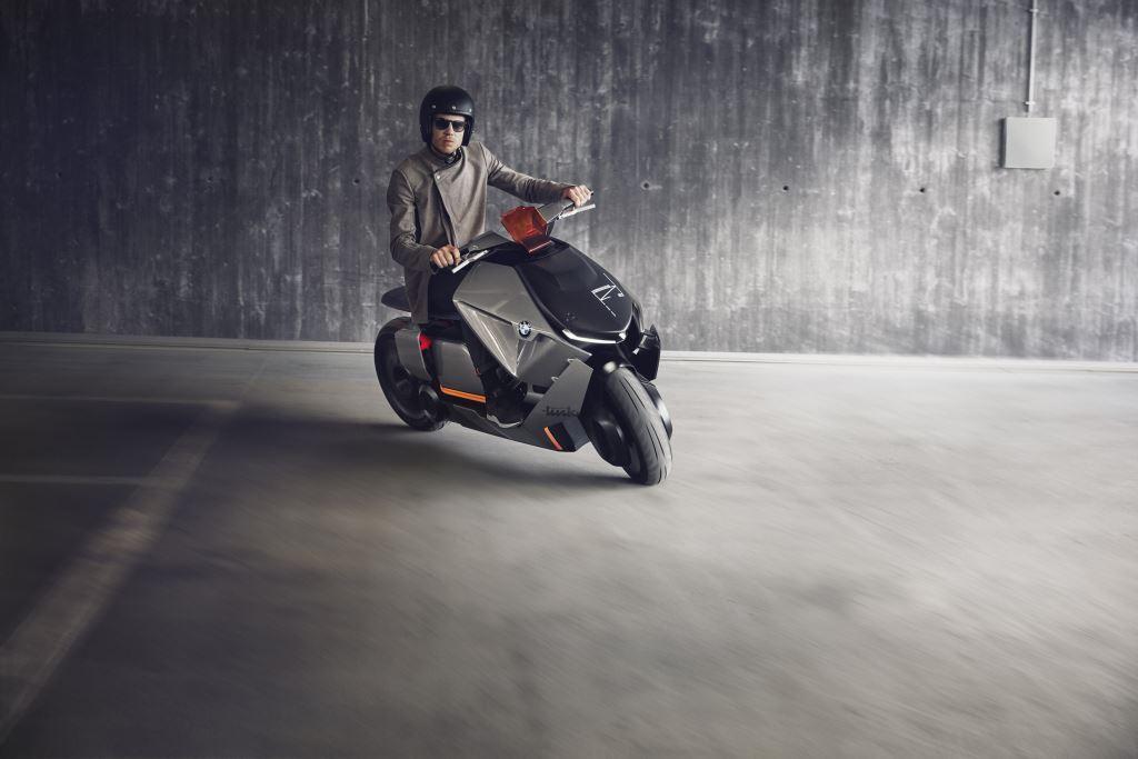 Gelecekten Gelen BMW Motorrad Concept Link! 10. İçerik Fotoğrafı