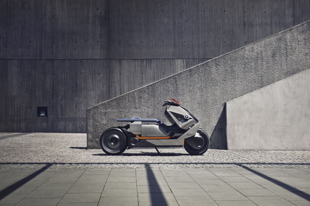 Gelecekten Gelen BMW Motorrad Concept Link! 5. İçerik Fotoğrafı
