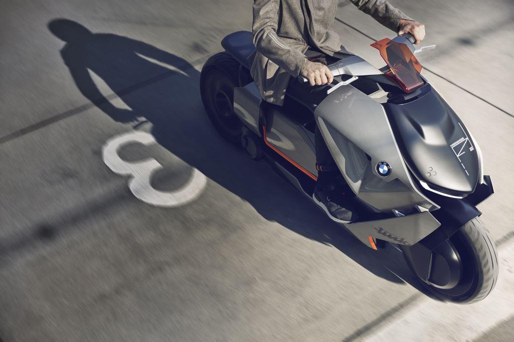 Gelecekten Gelen BMW Motorrad Concept Link! 7. İçerik Fotoğrafı