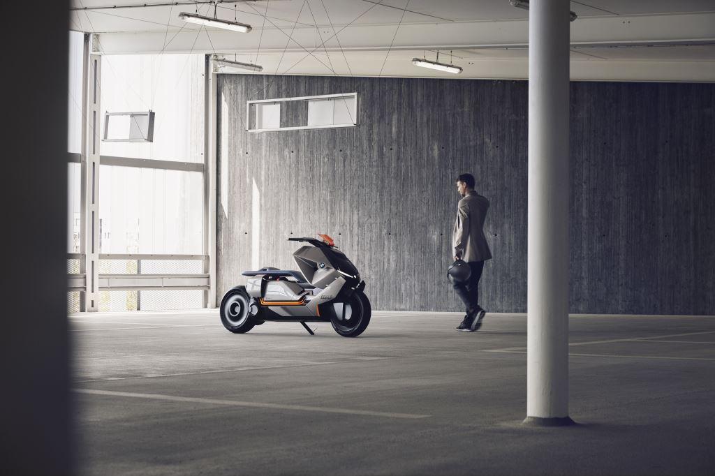 Gelecekten Gelen BMW Motorrad Concept Link! 8. İçerik Fotoğrafı