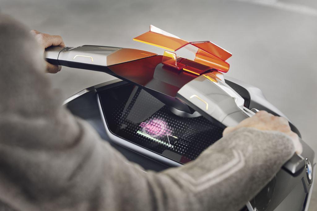 Gelecekten Gelen BMW Motorrad Concept Link! 9. İçerik Fotoğrafı
