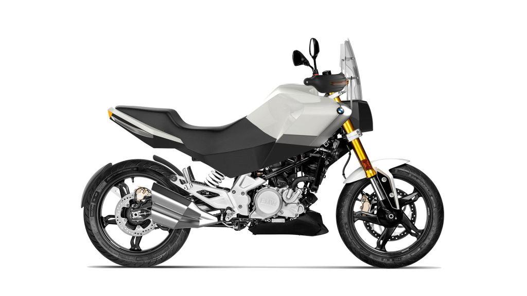 Genç Tasarımcılardan Yeni ve Farklı BMW G 310 R Konseptleri!  2. İçerik Fotoğrafı