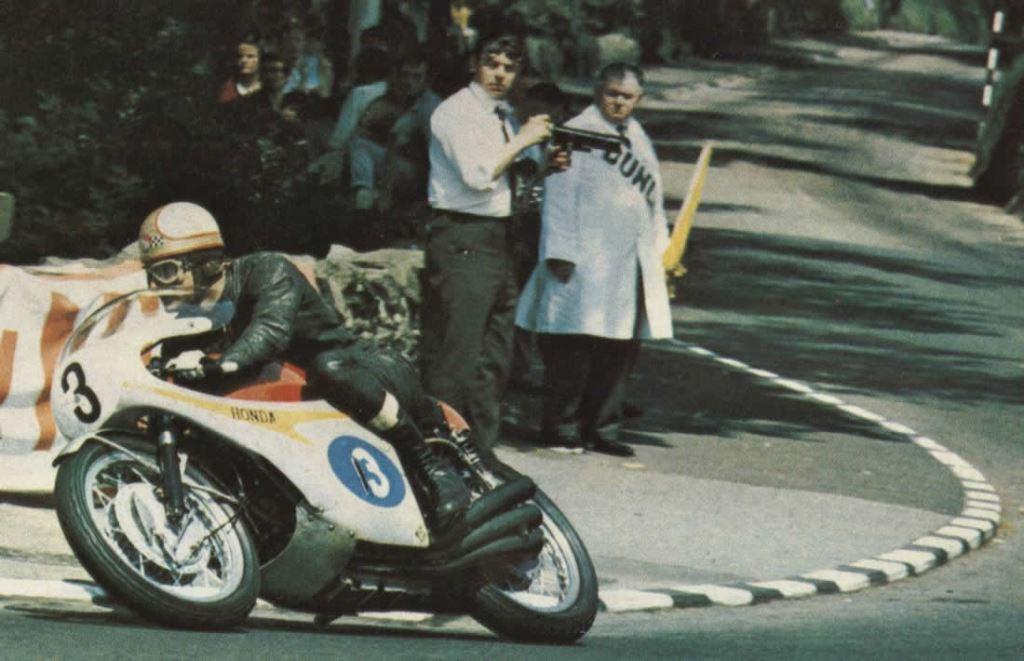 Guy Martin, Honda RC174 Kullanırsa!  4. İçerik Fotoğrafı