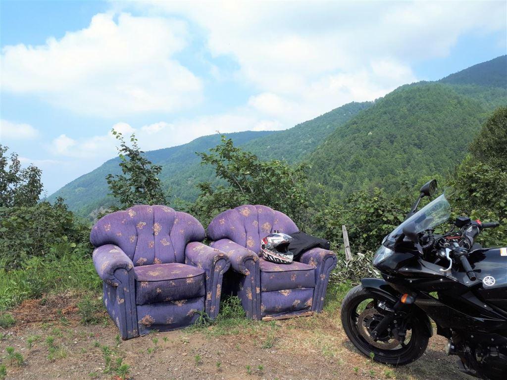 Güzeldere Şelalesine Motosiklet Gezisi Şart  11. İçerik Fotoğrafı
