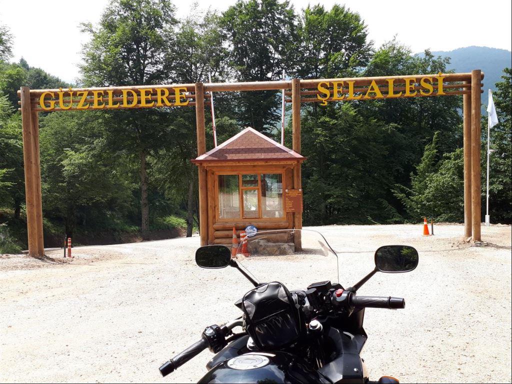 Güzeldere Şelalesine Motosiklet Gezisi Şart  7. İçerik Fotoğrafı