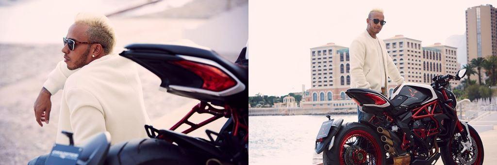 Hamilton ve MV Agusta Birlikteliği Devam Ediyor! 2. İçerik Fotoğrafı