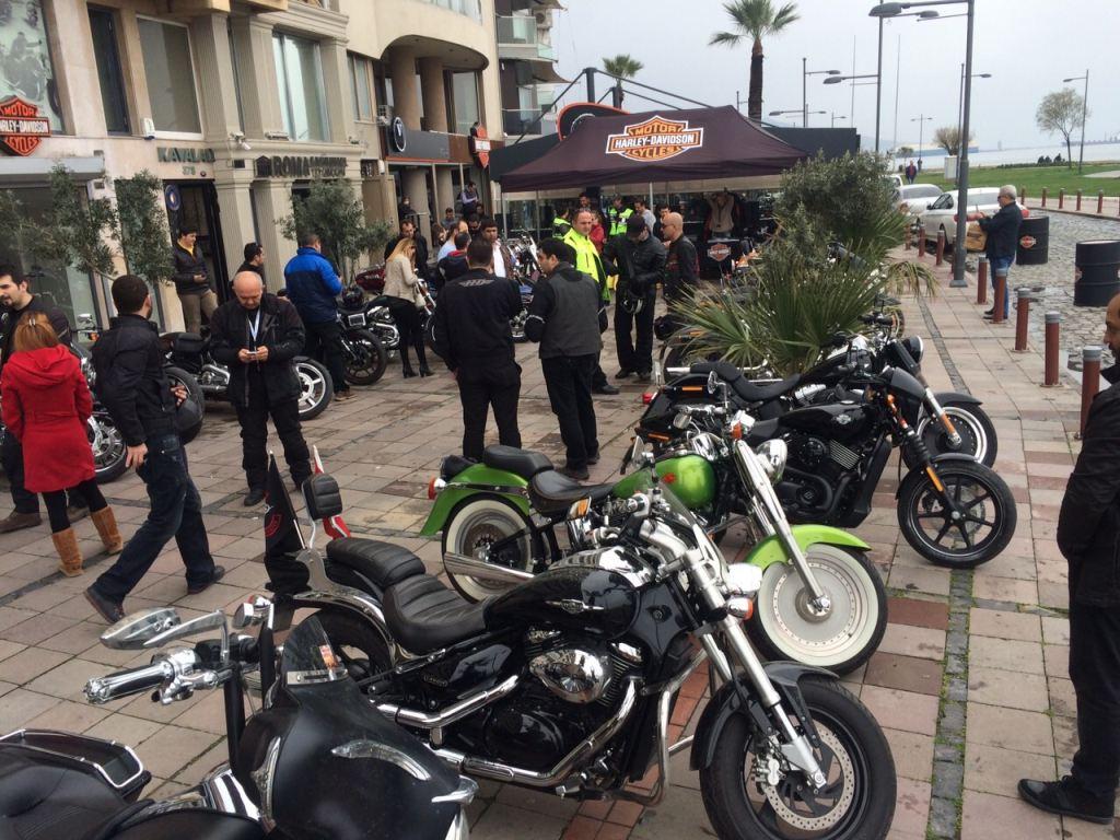 Harley-Davidson On Tour Etkinliği İzmir'de Gerçekleştirildi 1. İçerik Fotoğrafı