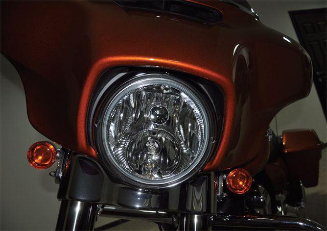 Harley Davidson Street Glide Special 2. İçerik Fotoğrafı