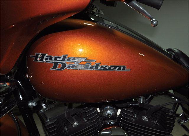 Harley Davidson Street Glide Special 3. İçerik Fotoğrafı