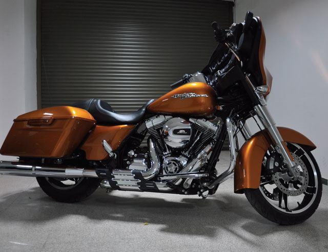 Harley Davidson Street Glide Special 5. İçerik Fotoğrafı