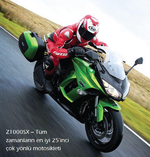 Her işi yapan en iyi 25 motosiklet 1. İçerik Fotoğrafı