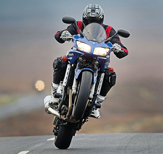 Her işi yapan en iyi 25 motosiklet 11. İçerik Fotoğrafı