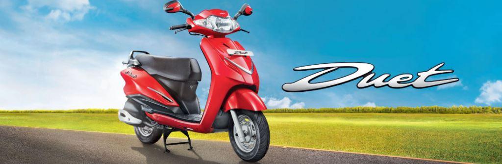 Hero MotoCorp, Üç Yeni Scooter Planlıyor!  3. İçerik Fotoğrafı