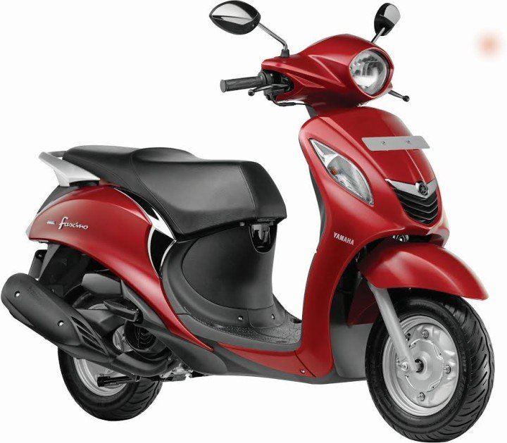 Hindistan Yamaha Yeni Scooter Fascino'yu Tanıttı 2. İçerik Fotoğrafı