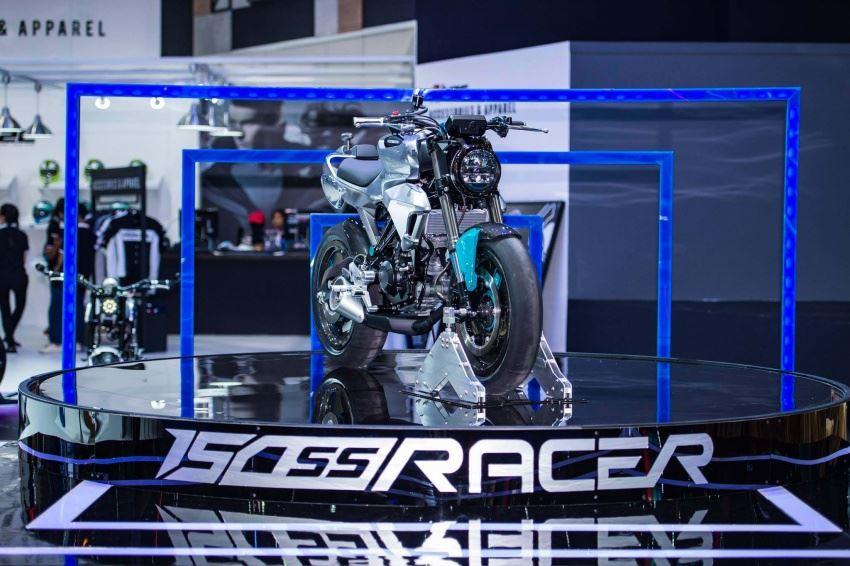 Honda 150SS Racer Consept Gerçeğe mi Dönüşüyor?  1. İçerik Fotoğrafı