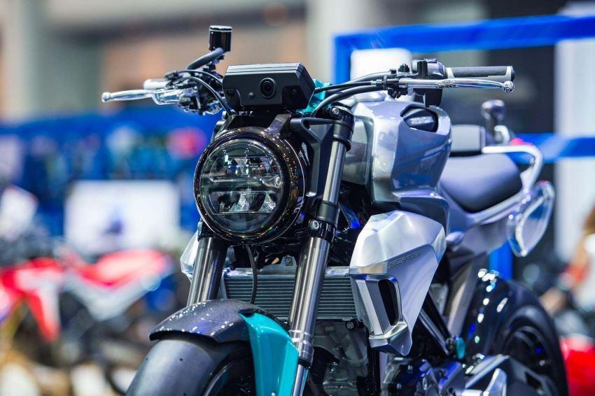 Honda 150SS Racer Consept Gerçeğe mi Dönüşüyor?  3. İçerik Fotoğrafı