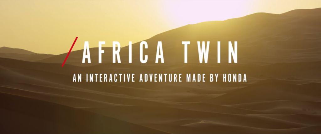 Honda Africa Twin İle Kendi Serüvenini Seç! 1. İçerik Fotoğrafı