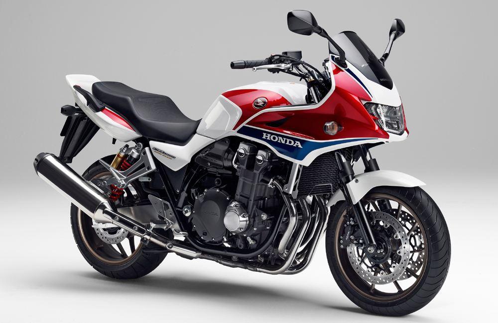 Honda CB1300S Super Bol D'or 1. İçerik Fotoğrafı