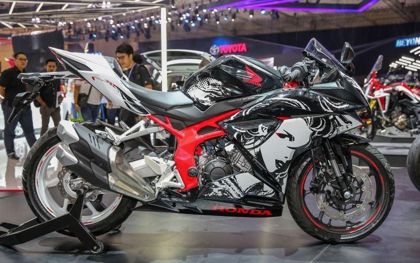 Honda CBR250RR Special Edition, Endonezya'da Ortaya Çıktı! 1. İçerik Fotoğrafı