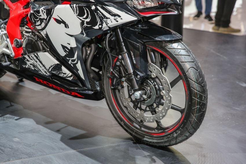 Honda CBR250RR Special Edition, Endonezya'da Ortaya Çıktı! 3. İçerik Fotoğrafı