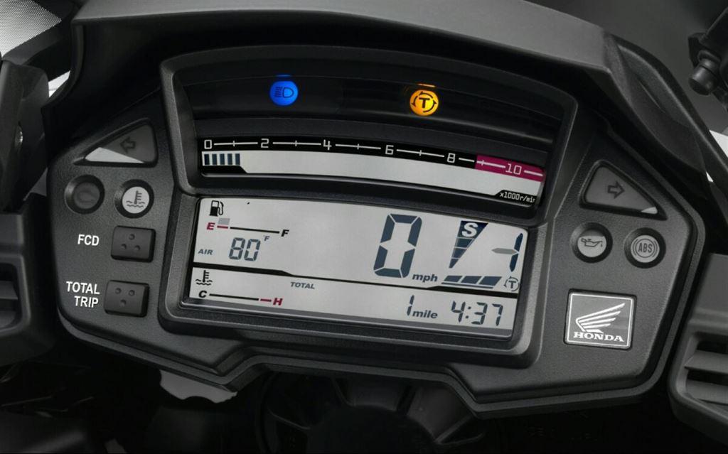 Honda Crosstourer - Aprilia Caponord  2. İçerik Fotoğrafı