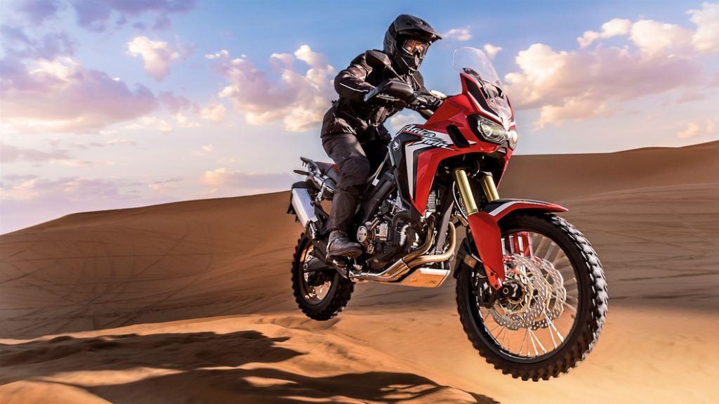 Honda'dan Bir Africa Twin Daha Mı Geliyor? 1. İçerik Fotoğrafı