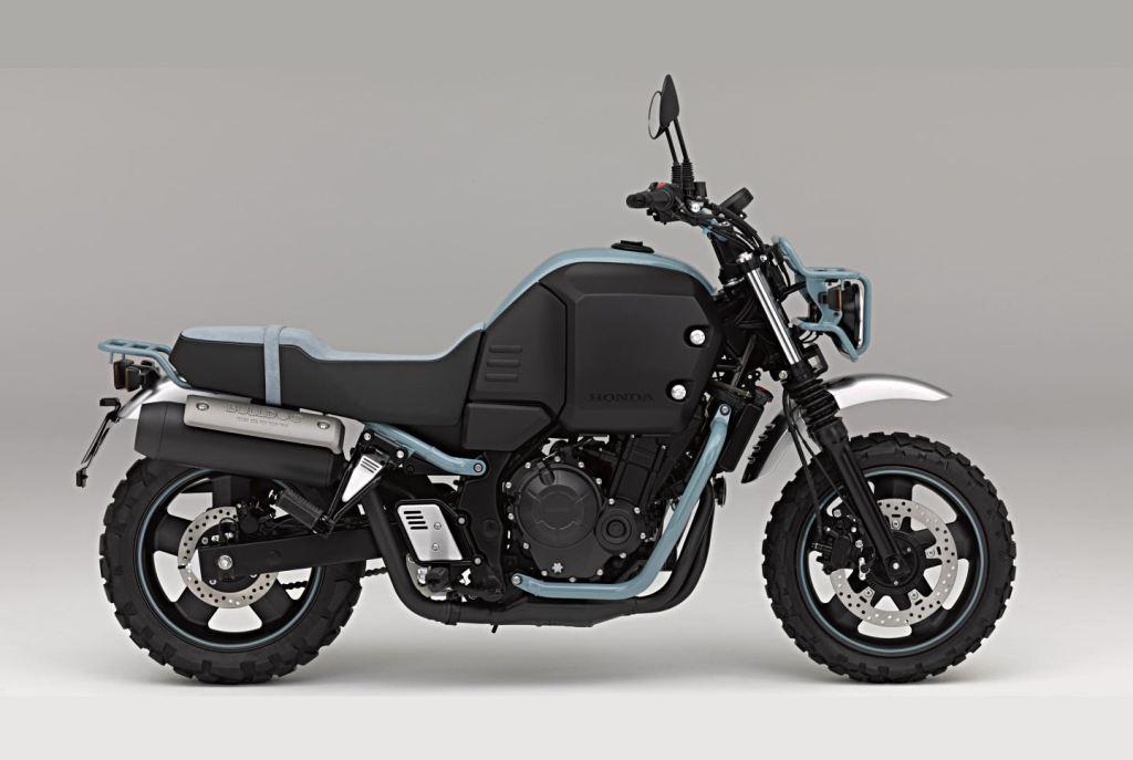 Honda'dan Yeni Konsept: Bulldog! 1. İçerik Fotoğrafı