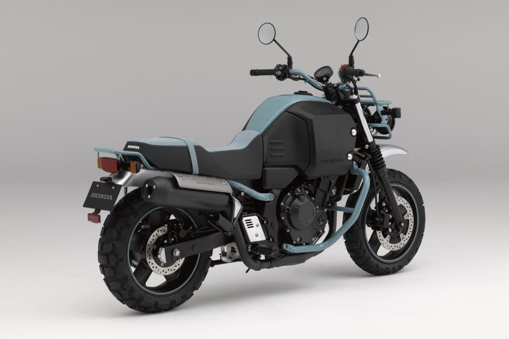 Honda'dan Yeni Konsept: Bulldog! 2. İçerik Fotoğrafı