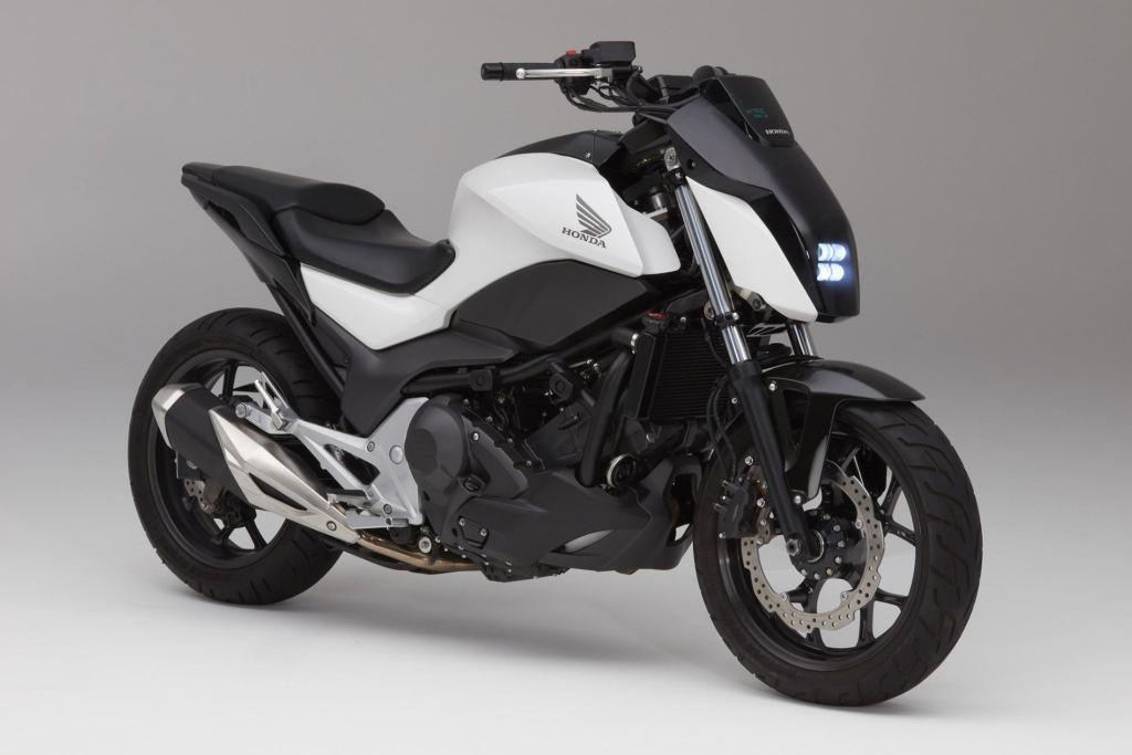 Honda Kendi Kendine Dengede Duran Motosikletin Detayları!  8. İçerik Fotoğrafı